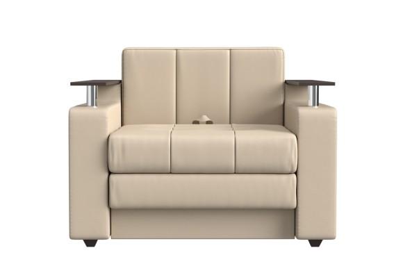 Желтое кресло Комфорт