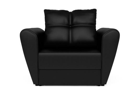 Кресло из кожи Квадрига