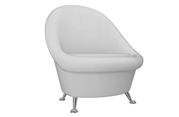Кресло из экокожи Старла