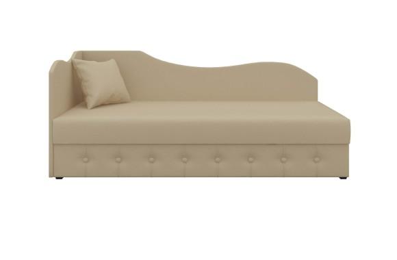 Кожаный диван Тахта Мария Левая