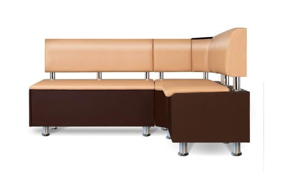 Угловой кухонный диван Триумф