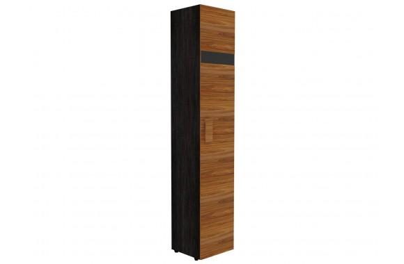 Шкаф для белья 1 Hyper палисандр правый