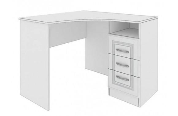 Угловой письменный стол Мальвина