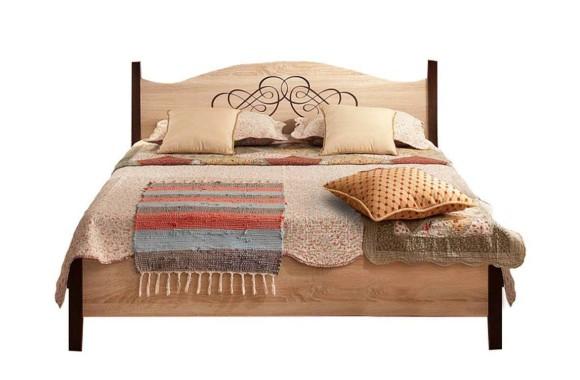 Кровать с бортиками Adele