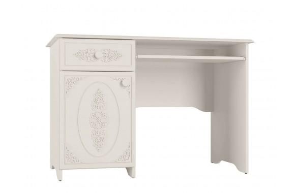 Стол письменный Ассоль в цвете Белый