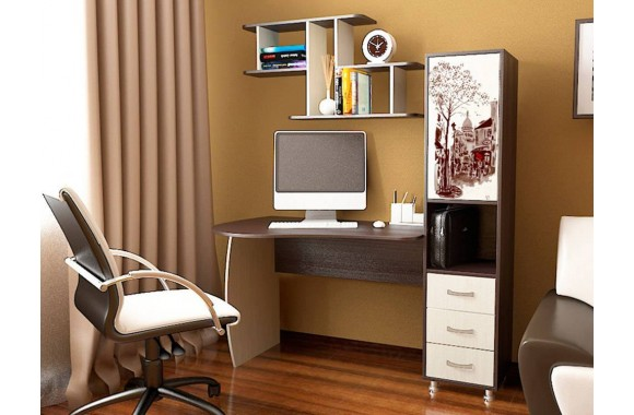 Компьютерный стол Гимназист (М)