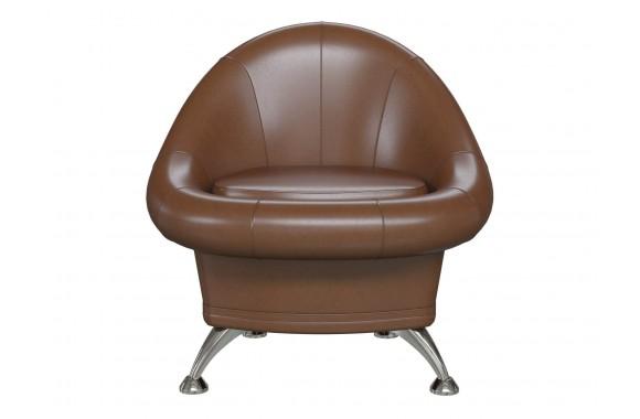 Кресло кожаное 6-51
