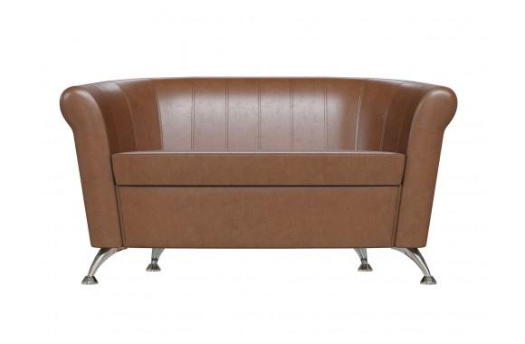 Кожаный диван Лагуна