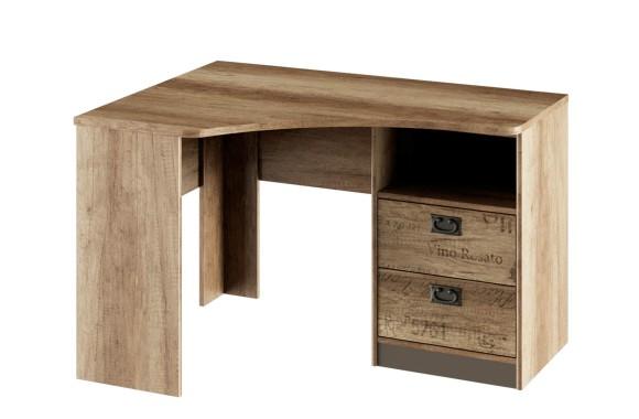 Угловой письменный стол Пилигрим