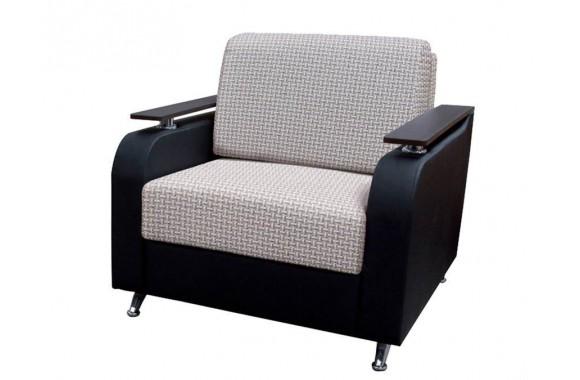 Кресло кожаное Калипсо