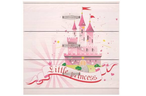 Комод детский Принцесса