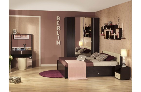 Спальные гарнитур Berlin-1