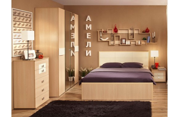 Спальный гарнитур Амели 1