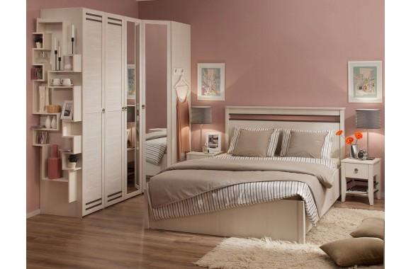 Спальный гарнитур Бриз 1