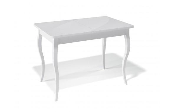 Стеклянный стол обеденный Kenner 1100С
