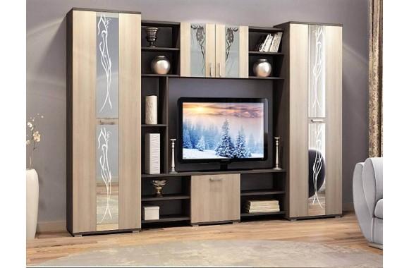 Стенка под телевизор Прага