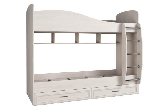 Кровать с ящиками Принцесса