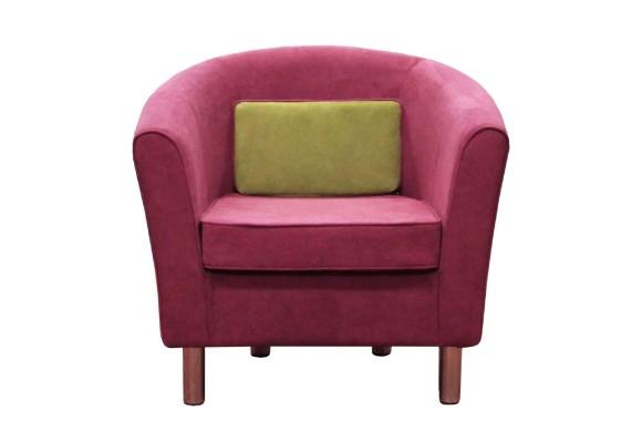 Красное кресло Боб