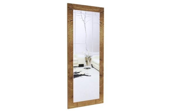 Зеркало Ханна в цете Дуб Галифакс табак