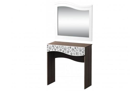 Туалетный стол Трюмо зеркалом Елена