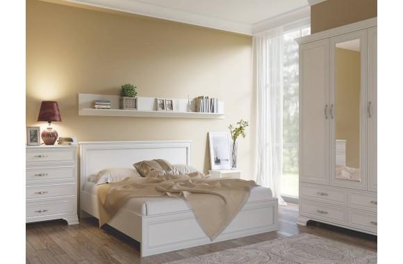 Модульная спальня Tiffany в цвете кремовый