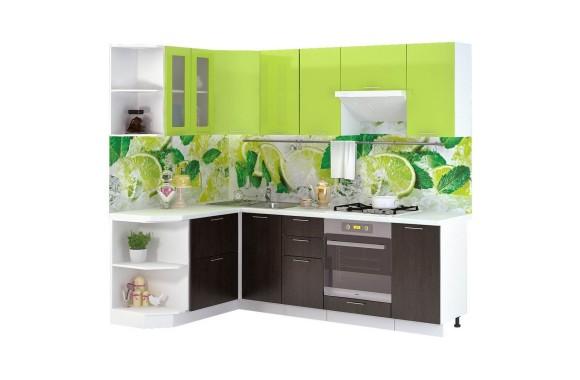 Модульная кухня Валерия Цвет каркаса Белый