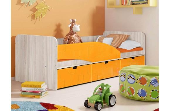 Кровать Левая Бриз 3 (80х190)
