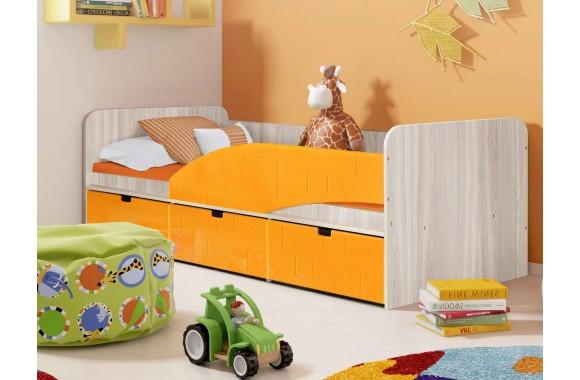 Кровать Правая Бриз 3 (80х190)
