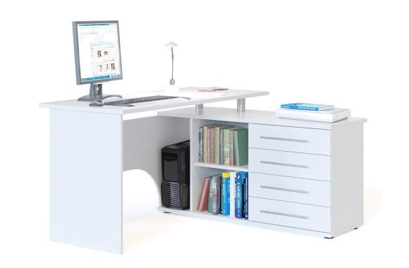 Угловой компьютерный стол КСТ-109