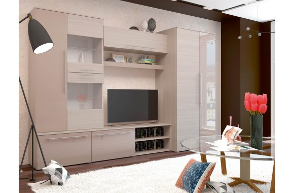 Стенка под телевизор Монако 01