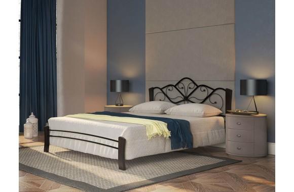 Кованая кровать Венера
