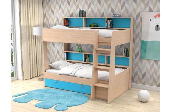 Детская кровать горкой Golden Kids-1