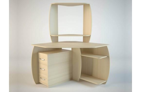 Угловой письменный стол Диалог