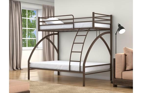 Двухъярусная детская кровать Клео 2
