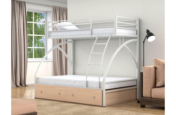 Детская кровать горкой Клео 2