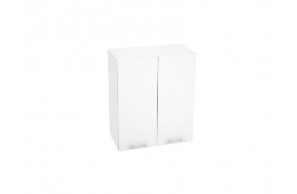 Кухонный шкаф навесной Валерия М Цвет каркаса Белый