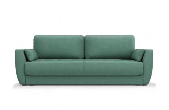 Диван зеленый Тиволи