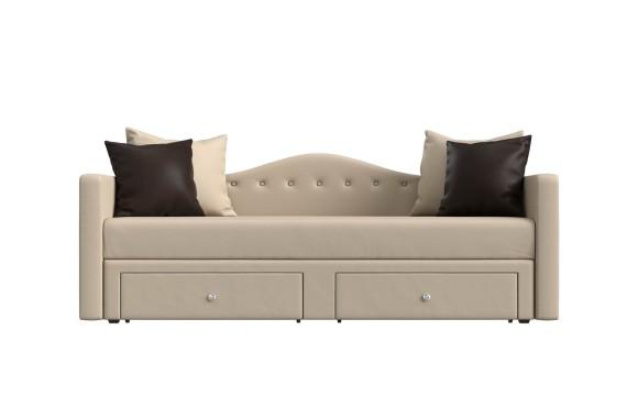 Кожаный диван Дориан