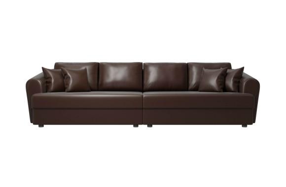 Кожаный диван Милтон