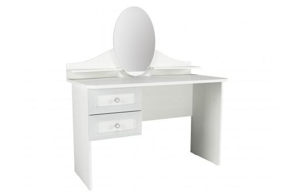 Туалетный столик Прованс в цвете Белый