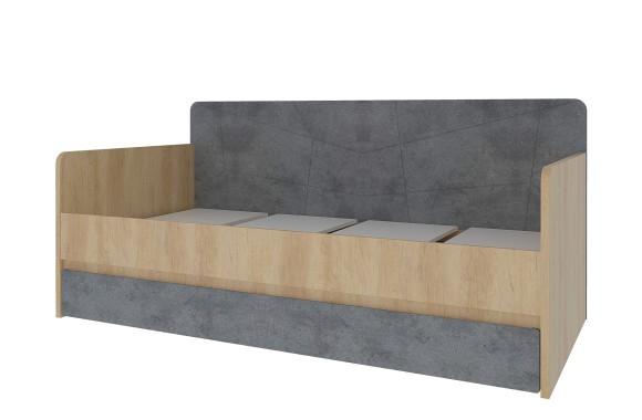 Кровать с бортиками Киото
