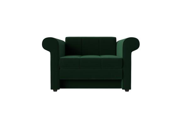 Зеленое кресло Берли