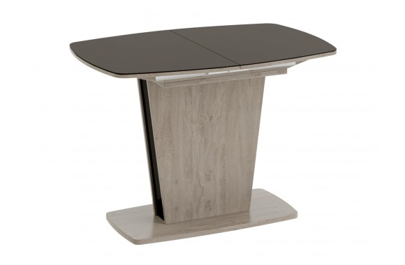 Стеклянный стол раздвижной Честер