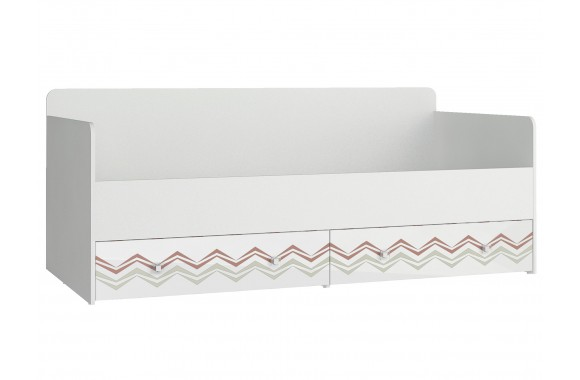 Кровать Модерн - Абрис (90х190)