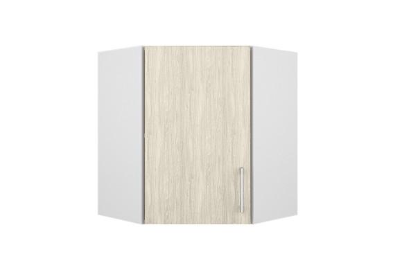 Кухонный шкаф навесной угловой Европа
