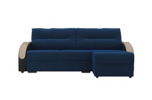 Кожаный диван Дарси