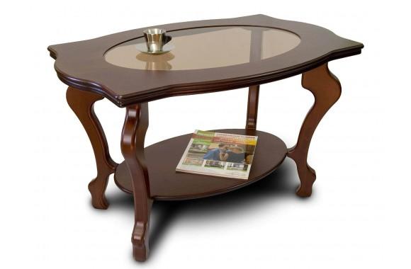 Журнальный столик на колесах Берже
