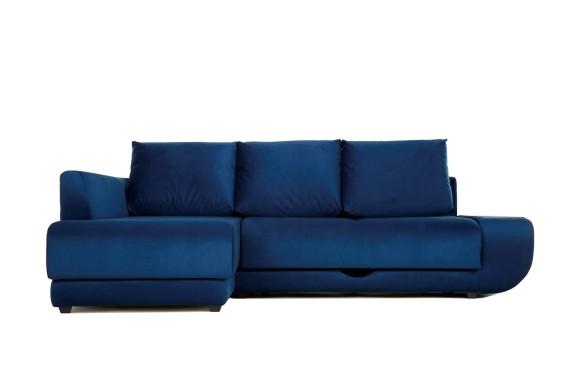 Диван голубой Поло (Нью-Йорк)