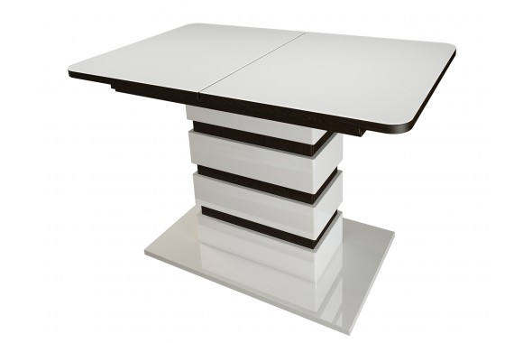 Кухонный стол раздвижной обеденный Джаз
