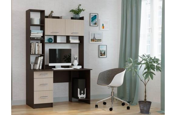 Угловой письменный стол ПКС